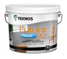 Футура Аква 20 (Teknos Futura Aqua)
