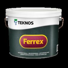 Текнос Феррекс Серый (Teknos Ferrex)