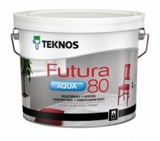 Футура Аква 80 (Teknos Futura Aqua)