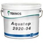 Фасадный лак Акватоп 2920-04 (Teknos Aquatop 2920-04)