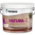 Лак Текнос Натура 40 (Teknos Natura)