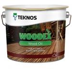 Вудекс Вуд Ойл Коричневый (Woodex Wood Oil)