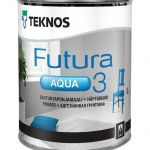 Текнос Футура Аква 3 (Teknos Futura Aqua)