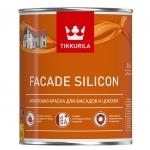 Тиккурила Фасад Силикон (Facade Silicon)