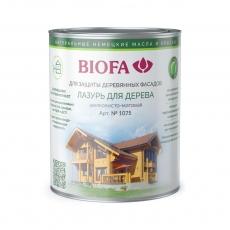 Biofa 1075 Лазурь для дерева Биофа