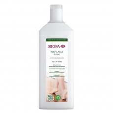 Biofa 2086 Naplana Восковая эмульсия по уходу за полом плюс Антискольжение Борма