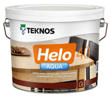 Лак Хело Аква 40 (Helo Aqua)