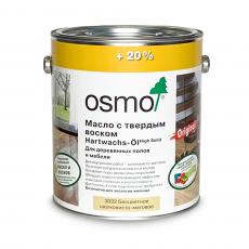 Osmo 3032 Hartwachs-ÖL Original Масло Осмо с твёрдым воском Шелковсто-матовое