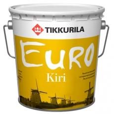 Лак Евро Кири глянцевый (Tikkurila Euro Kiri)
