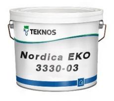 Нордика Эко 3330-03 (Teknos Nordica EKO 3330-03)