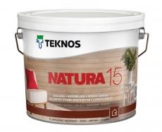 Лак Текнос Натура 15 (Teknos Natura)