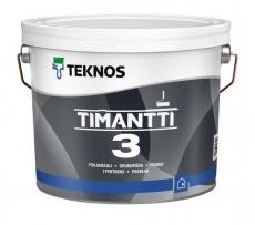 Грунтовочная краска Тимантти 3 (Teknos Timantti)