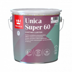 Тиккурила Лак Уника Супер 60 (Tikkurila Unica Super 60)