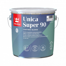 Тиккурила Лак Уника Супер 90 (Tikkurila Unica Super 90)