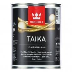 Краска Тайка Серебро Перламутровая (Tikkurila Taika HM Helmiasmaali)