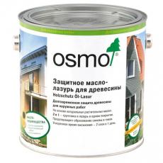 Osmo 903 Серый базальт Holzschutz Öl-Lasur Защитное масло-лазурь для древесины