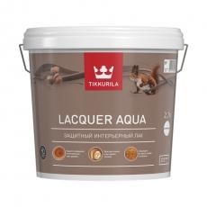 Тиккурила Лак Аква Полуглянцевый (Tikkurila Lacquer Aqua)