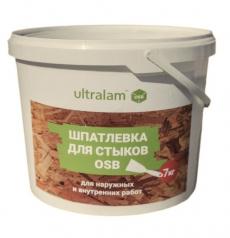 Шпатлёвка для стыков OSB Ultralam