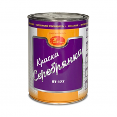 Новбытхим Краска БТ-177 Серебрянка