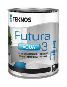 Текнос Футура Аква 3 Праймер (Teknos Futura Aqua 3 Primer)