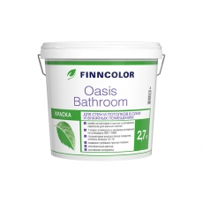Финнколор Оазис Басрум (Finncolor Oasis Bathroom)