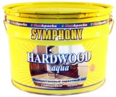 Хардвуд Аква глянцевый (Symphony Hardwood Aqua)