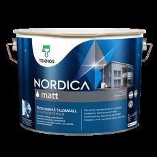 Нордика Матт (Teknos Nordica Matt)