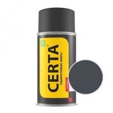 Краска-спрей термостойкая Церта графит 700°(Certa)