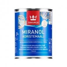 Тиккурила Миранол Декор Золотистый (Tikkurila Miranol Gold)