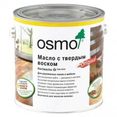 Osmo 3011 Hartwachs-ÖL Original Масло Осмо с твёрдым воском Глянцевое