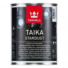 Лазурь Тайка Стардаст Серебро (Tikkurila Taika Stardust)
