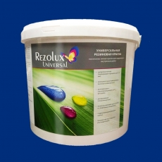 Резиновая краска Резолюкс Универсал Ярко-Синяя (Rezolux Universal RAL 5005)