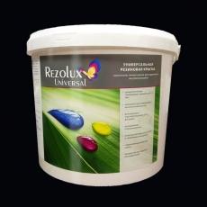 Резиновая краска Резолюкс Универсал Чёрная  (Rezolux Universal RAL 9005)