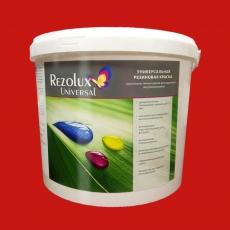 Резиновая краска Резолюкс Универсал Красная(Rezolux Universal RAL 3020)