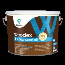 Вудекс Аква Вуд Ойл (Teknos Woodex Aqua Wood Oil)
