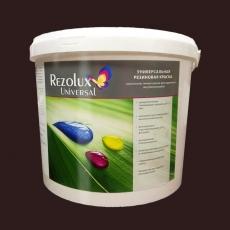 Резиновая краска Резолюкс Универсал Шоколад (Rezolux Universal RAL 8017)