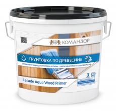 Командор Фасад Аква Вуд Праймер (Facade Aqua Wood Primer)