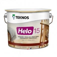 Лак Текнос Хело 15 (Teknos Helo)