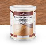 Цветное грунтовочное масло Borma Grundieroil Coloroil 03 Тёплый серый