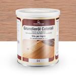 Цветное грунтовочное масло Borma Grundieroil Coloroil 04 Холодный серый
