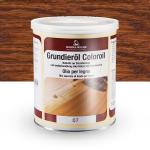 Цветное грунтовочное масло Borma Grundieroil Coloroil 07 Красный Орех