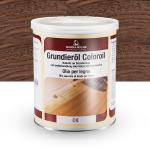 Цветное грунтовочное масло Borma Grundieroil Coloroil 08 Дуб Табак