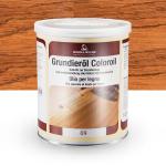 Цветное грунтовочное масло Borma Grundieroil Coloroil 09 Дуб Коньяк