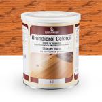 Цветное грунтовочное масло Borma Grundieroil Coloroil 10 Вишня