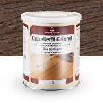 Цветное грунтовочное масло Borma Grundieroil Coloroil 15 Венге