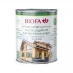 Масло защитное для наружных работ Биофа 2043 (Biofa)