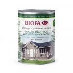 Biofa 2043M Масло защитное для наружных работ Биофа Матовое