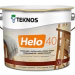 Лак Текнос Хело 40 (Teknos Helo)