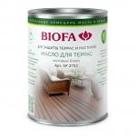 Масло для террас Биофа 3753 (Biofa)