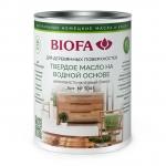 Biofa 5045 Твёрдое масло на водной основе Шелковисто-матовое